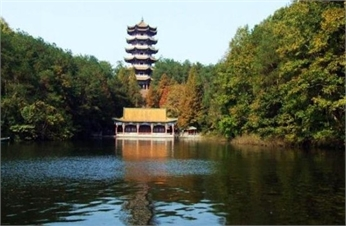天津武清南湖景区