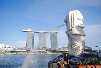 新加坡地标景点