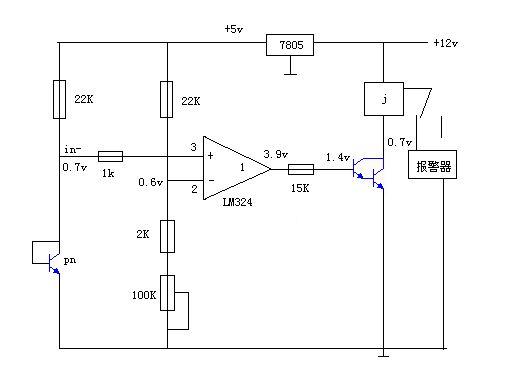 温控电路_温控电路图