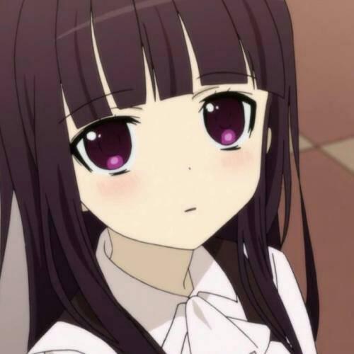 腹黑动漫少女头像_你知道哪些美到窒息的动漫少女?