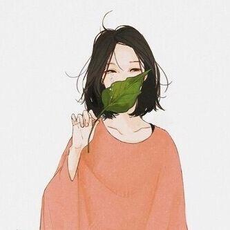 情侣动漫头像,最好女生的头像是短发,像这样的图片