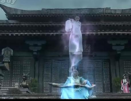 灵珠中仙乐和魔音一起大战时幽冥是哪集?图片