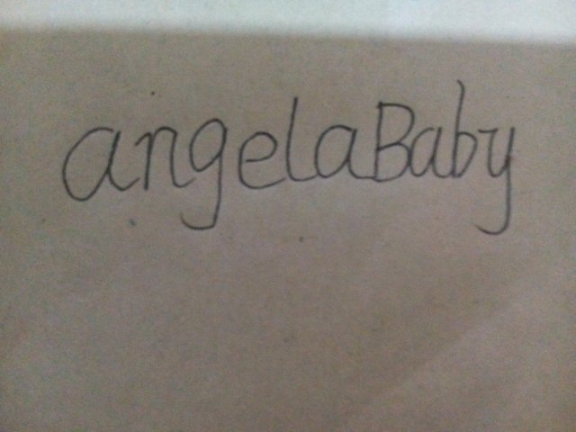 我写杨颖英文名好看吗?图片