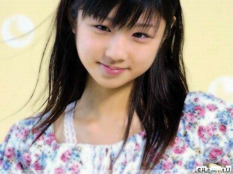 她是那个日本女明星?