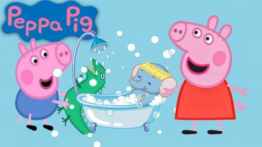 如何评价动画片《小猪佩奇》英文版?图片