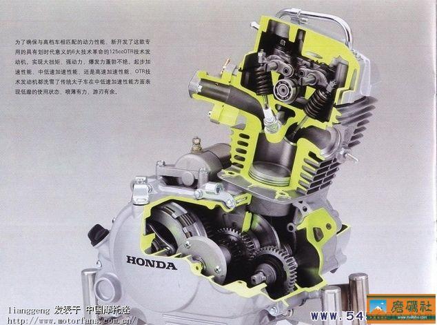 什么是otr发动机图片