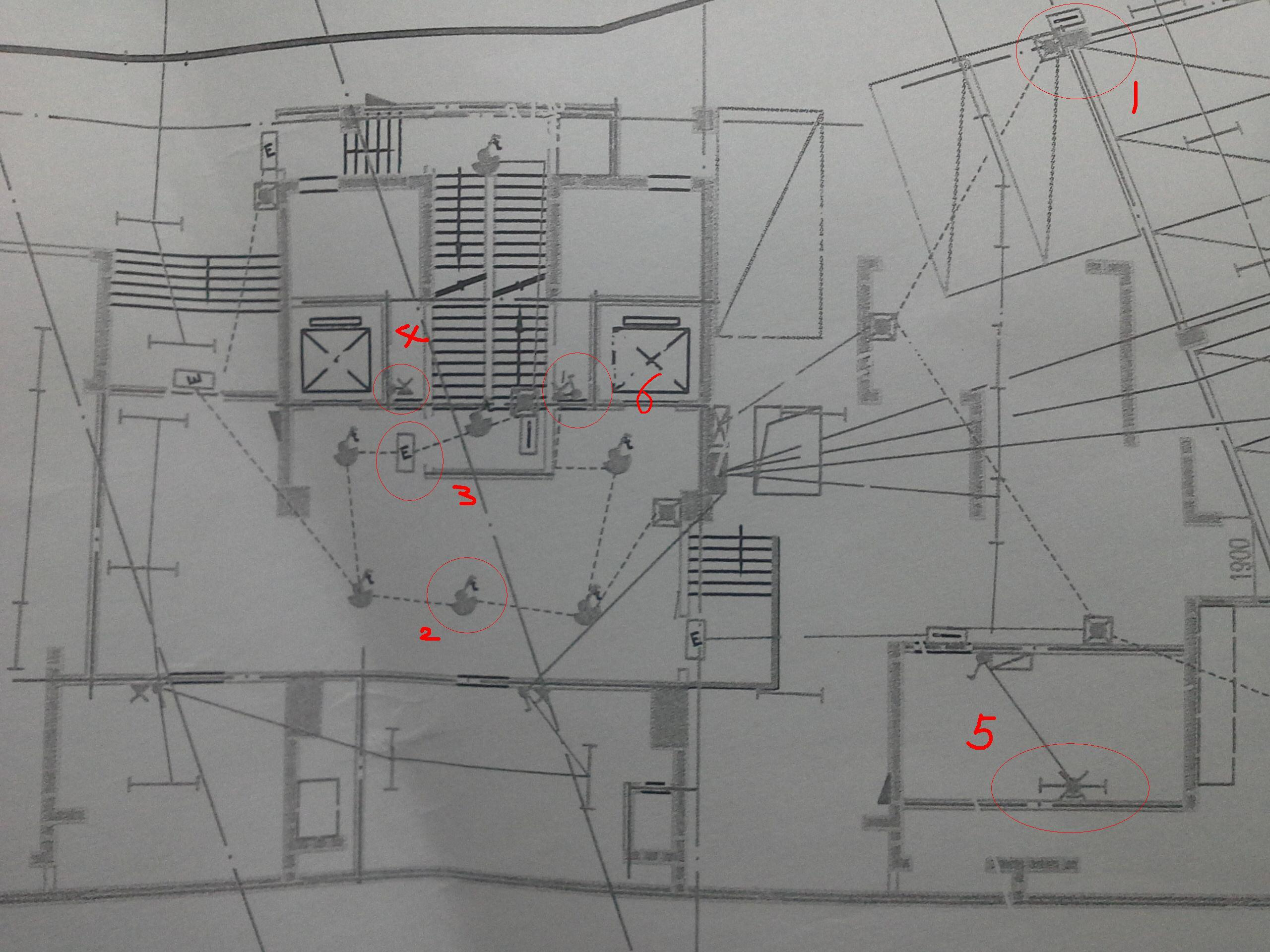 地图 户型 户型图 平面图 设计图 效果图 2560_1920图片