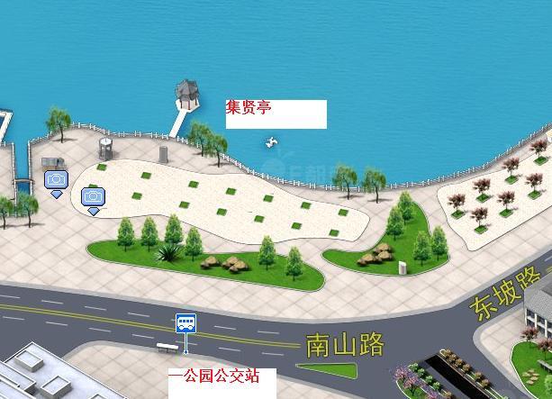 西湖到杭州火车站多远