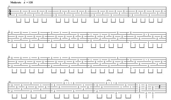 欢乐颂钢琴简谱; 吉他欢乐颂六线谱图片分享下载; 入门吉他谱子;