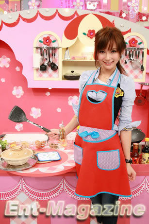 哪天上的美女厨房?