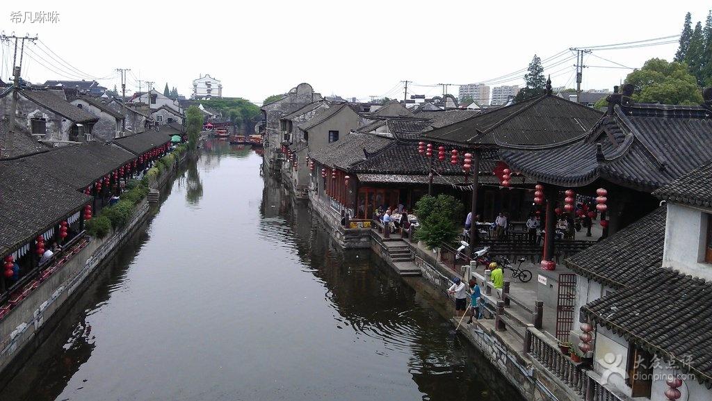 上海到枫泾古镇