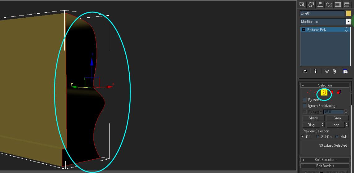 3dmax倒角剖面不闭合图片
