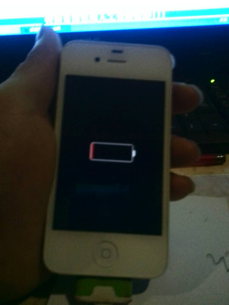 我的苹果5括号在昨天关机了一下过来一夜开不开iphone手机有号码图片