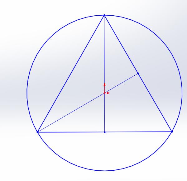 初中外接圆半径怎么算