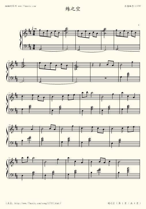 求好听简单的钢琴曲谱子···双手的哦···流行音乐最好图片
