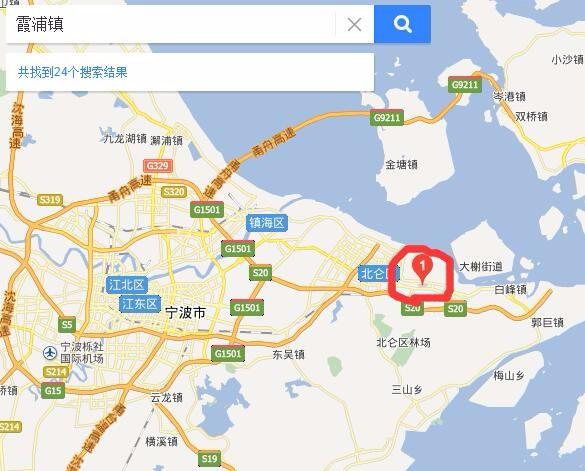 霞浦在哪个省