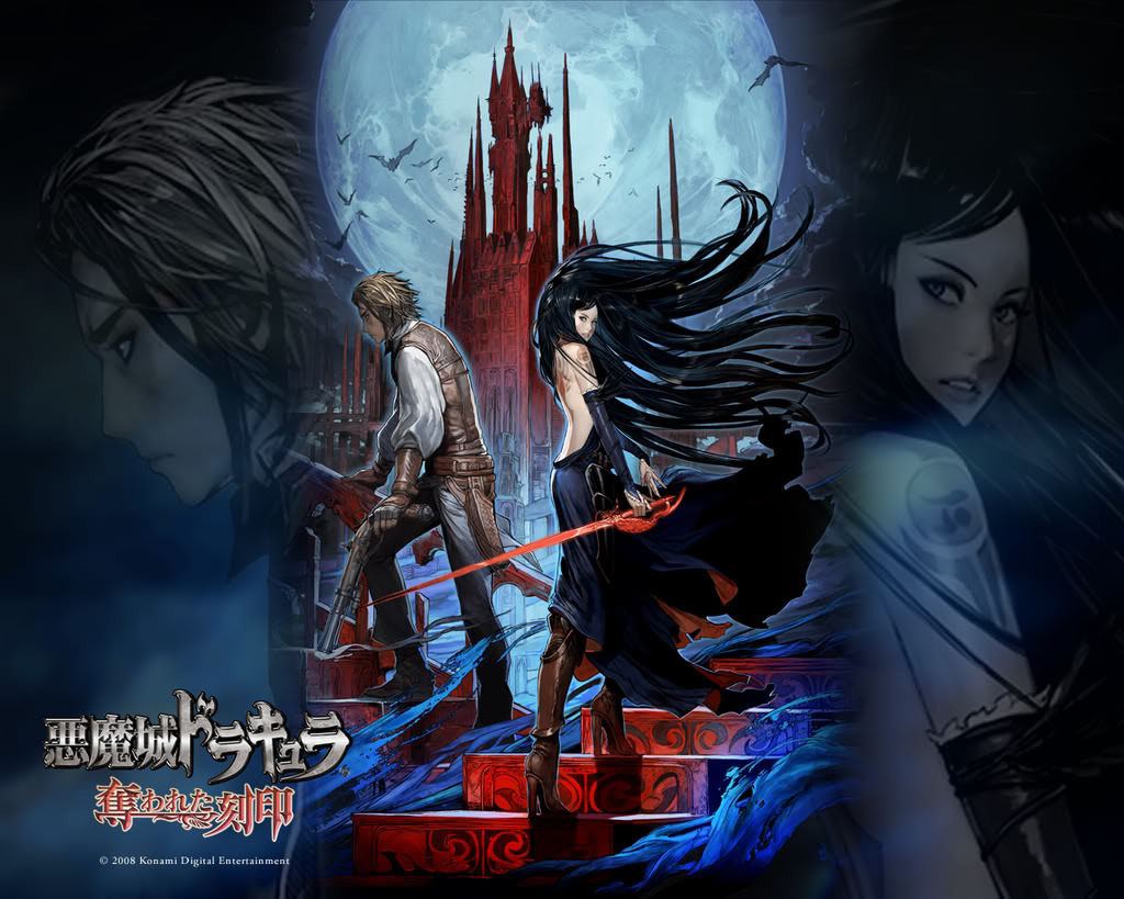 恶魔城被夺走的刻印 钟乳洞 与时代和玩家们渐行渐远的《恶魔城》