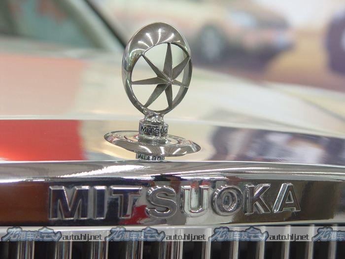 后车标是m开头的英文单词的跑车