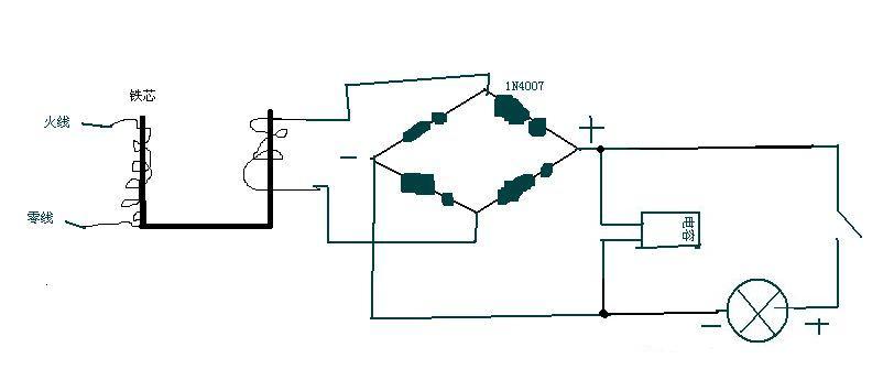 直流电和交流电的区别