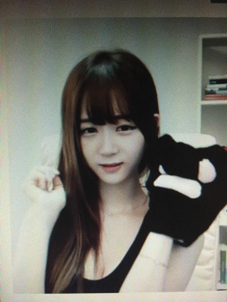 这个韩国美女叫什么名字
