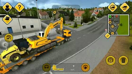 有好玩的挖掘机游戏吗?推荐一下.