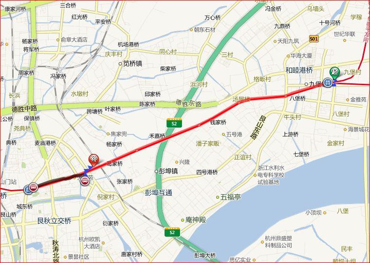 杭州火车东站初具雏形   杭州东站全面启用,国际花园利好大提高清图片