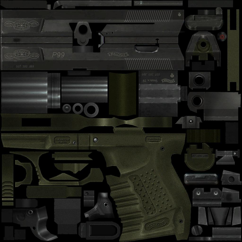 求gta4武器整合包图片