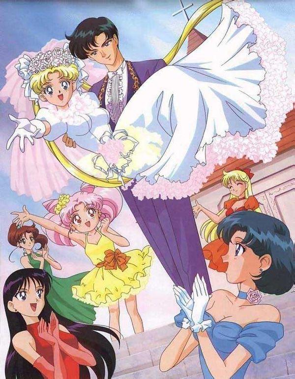 美少女战士 婚礼图片是哪集