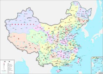 想要是中国地图的壁纸,当桌面背景图片