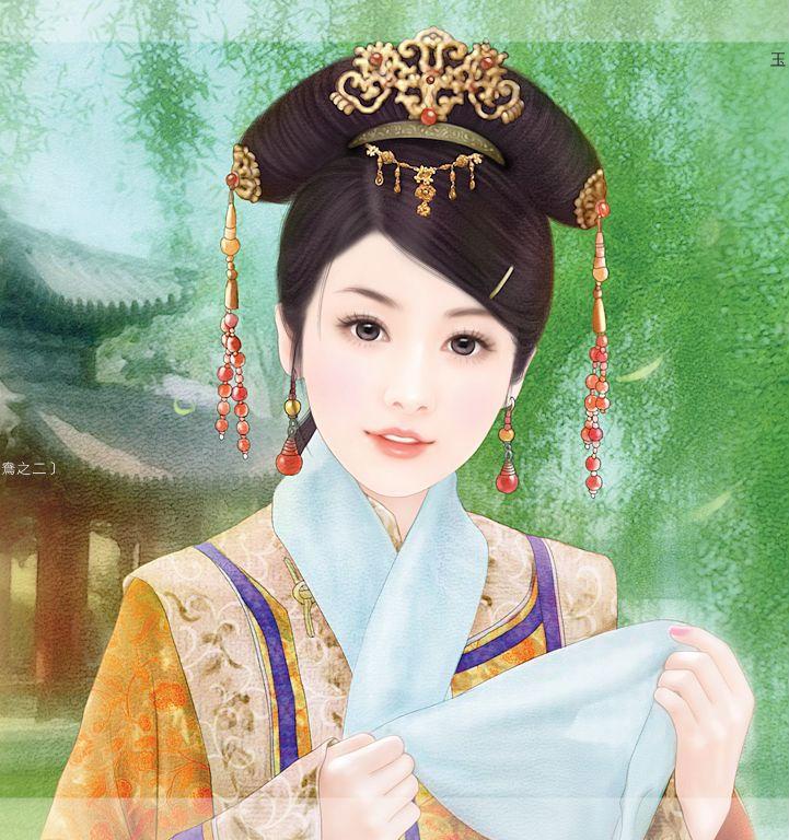 清朝的古装