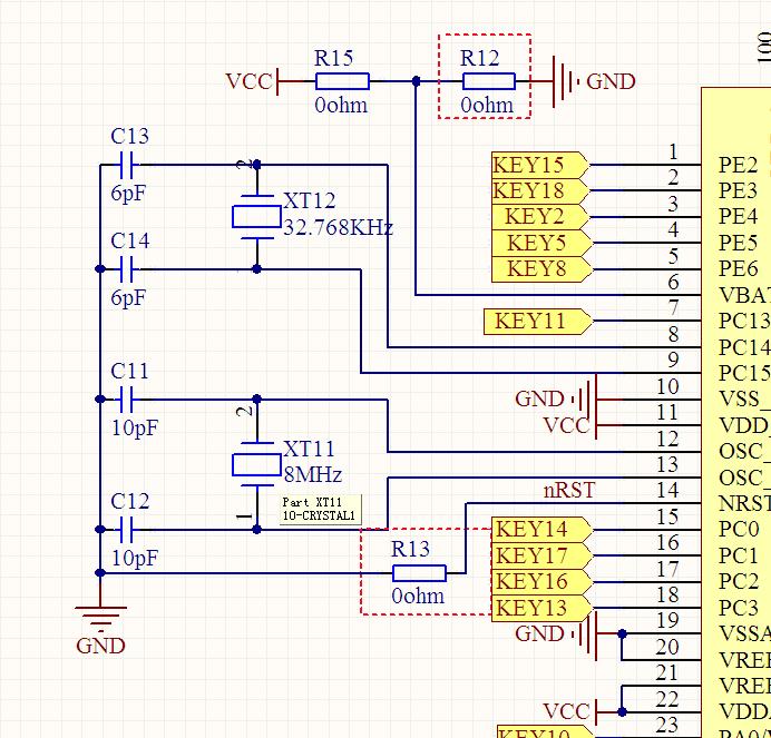 刚学stm32,程序模仿书本写的,但编译有问题,排查不出来,麻烦高手看下