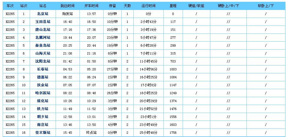 全国列车时刻价格表_天津到衡水高铁天津到衡水的火车时刻表从