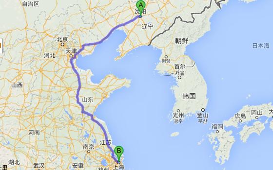 华东旅游线路