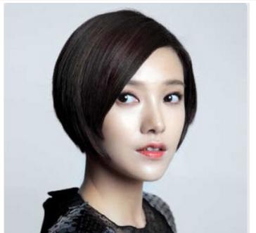 女人短发有气质还是长发图片