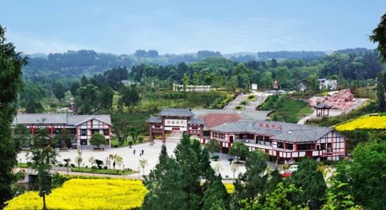 乐至县十大旅游景点