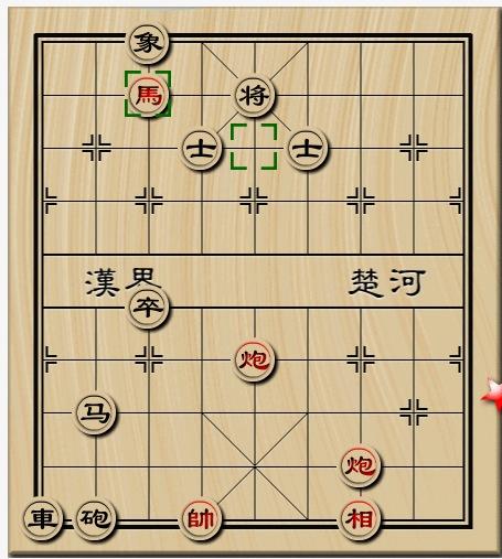 象棋残局 4399里面的 怎么破解?求大神图片