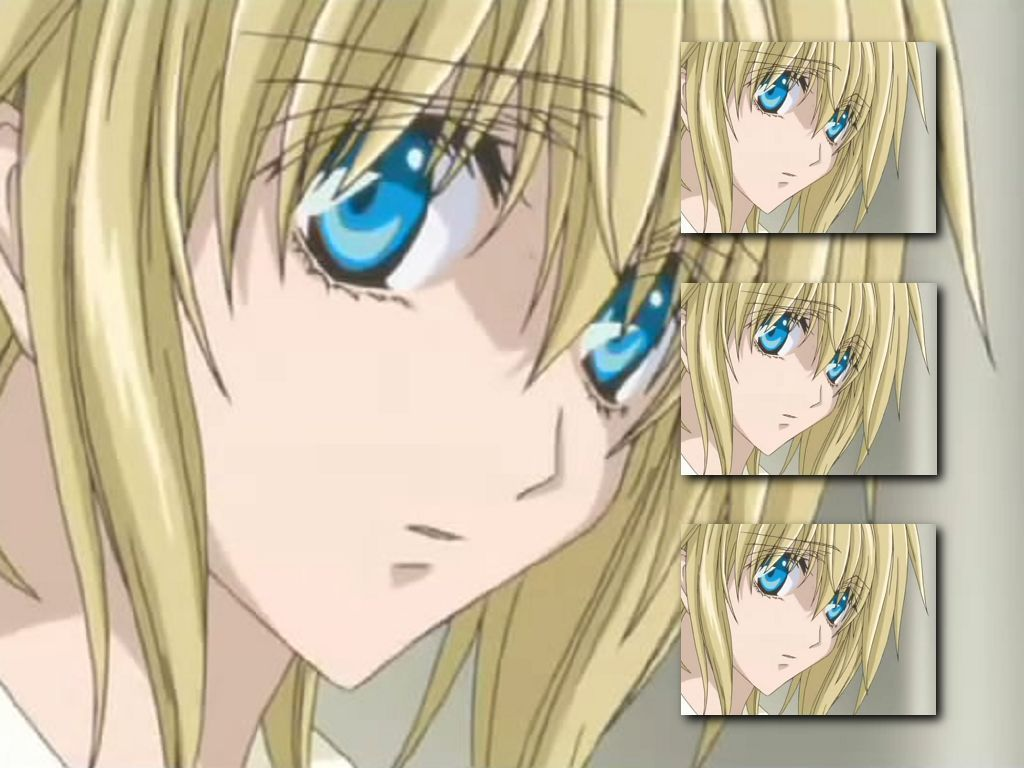求几张银发蓝眸的动漫图片