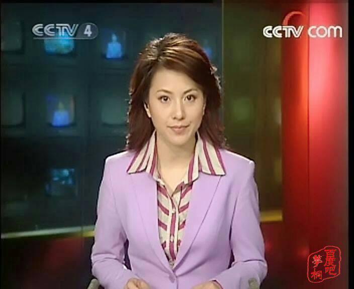 这位美女主持人叫什么名字?