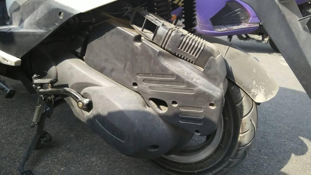 踏板车 发动机可以改装四轮车吗 精仿雅马哈踏板摩托车发