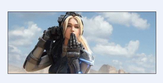 这是什么动画片一个美女开科幻题材的3d的