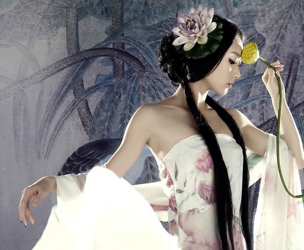 古装动漫中的美女们 或关于cosplay