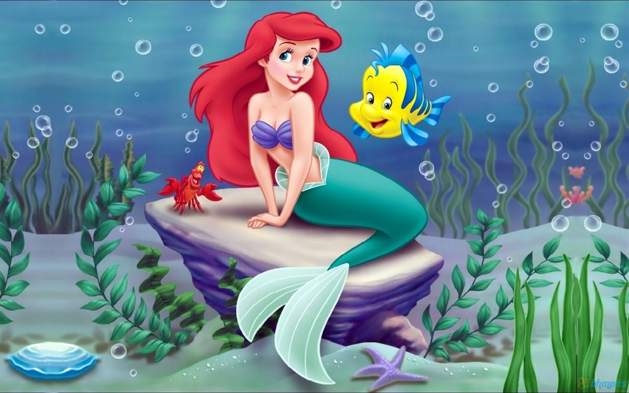 美人鱼动画片 芭比之仙子的秘密 美人鱼公主动画片