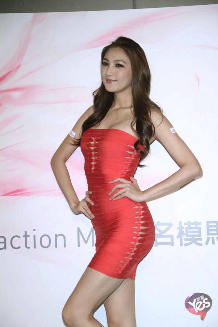这个台湾模特叫什么很成熟很有风韵_百度知道