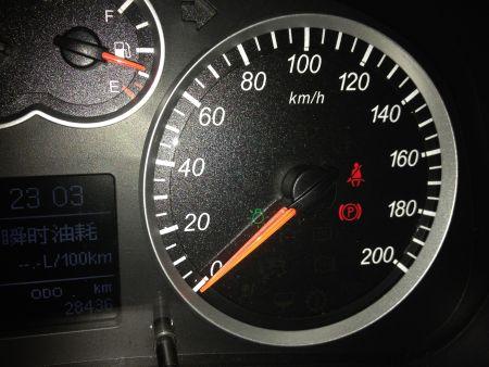 长城汽车h5,远灯能正常亮,近灯灯光很弱,基本上看不见图片