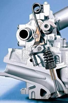 宝马电子气门是怠速气门调节阀吗图片