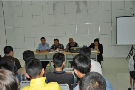 四川省绵阳水利电力学校的校园电视台