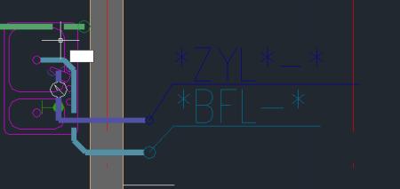 第一张图是户型大样图中截取的,第二张是平面图中截取的, 那个01bzyl