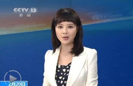 中央电视台美女主播是谁