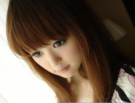 朝比奈沙树这个日本美女