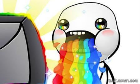 你好我也想要吐彩虹的 那个吐,暴走漫画的!谢谢 nan456@qq.com图片